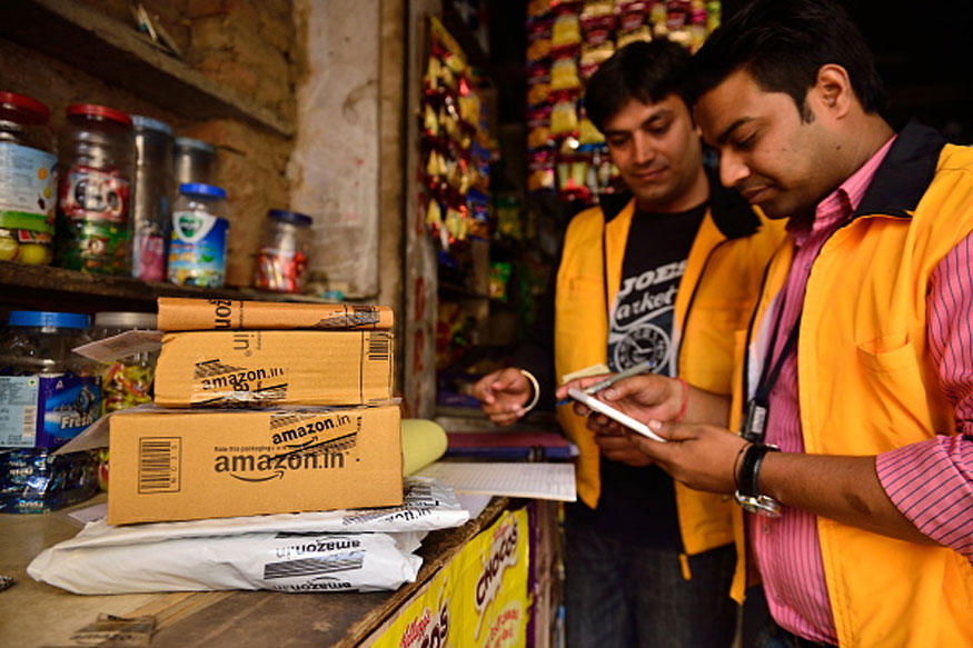 India Privately Took Amazon to Task Over Insulting Tricolour Doormat
