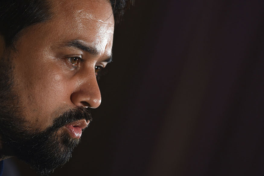 Ex-BCCI boss Anurag Thakur apologises before apex court