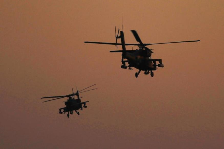 Army to Get 6 Apache Attack Choppers in Deal Worth Rs 4,168 Crore