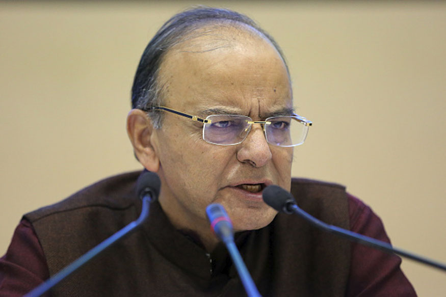 Arun Jaitley LIVE: Finance Minister Says Economic Fundamentals Strong, High Growth Rate Govt's Main Aim