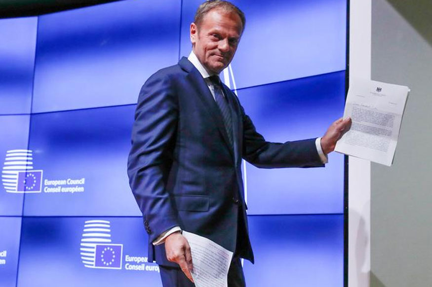 'We Already Miss You,' EU's Tusk tells Britain
