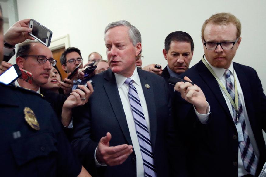 Health Bill Vote Delayed in House, Setback to Trump, Ryan