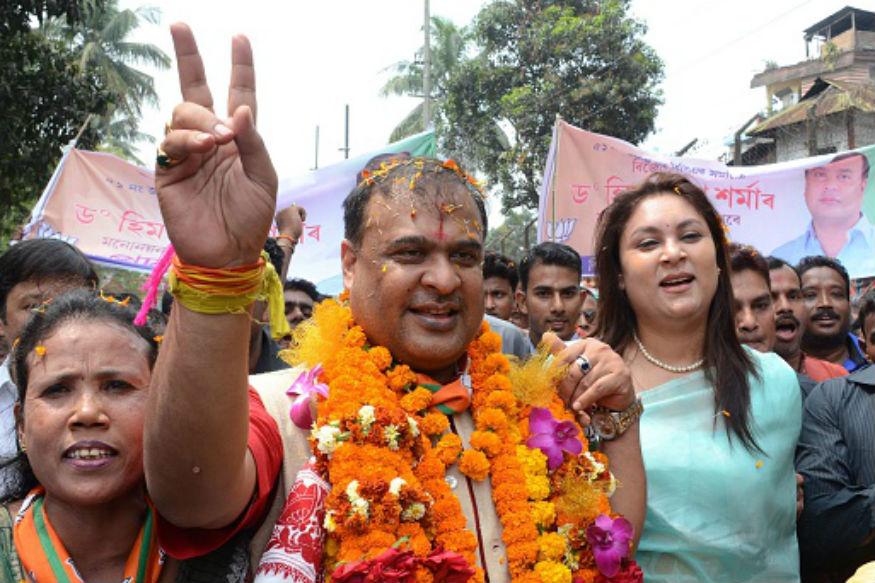 ANALYSIS | Cong's Vikas Mascot To BJP's Hindutva Poster boy: The Evolution of Himanta Biswa Sarma