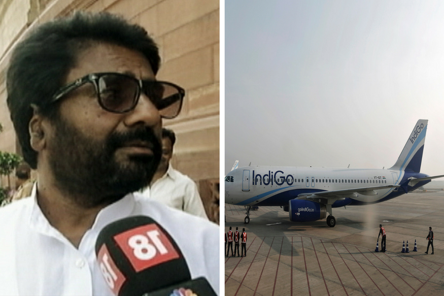 Private Airliners May Ground Shiv Sena MP; He Insists He will Fly