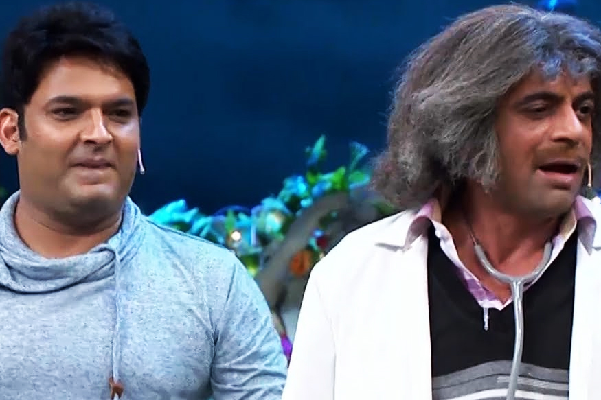 Kapil Sharma, Sunil Grover's Fight Leave Fans Confused; Will the Two Patch Up?