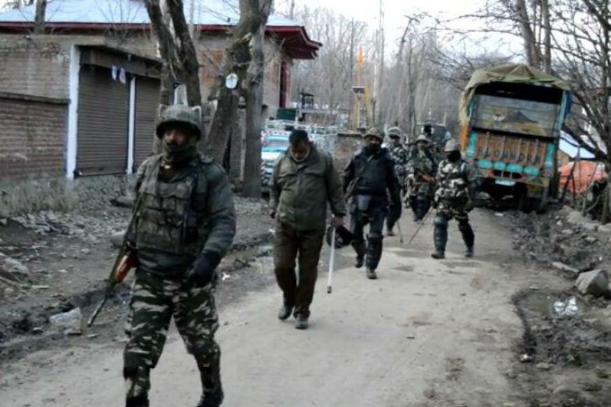Militants Open Fire on CRPF Camp in Kulgam