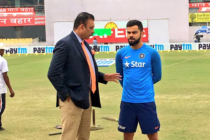 "Ravi Shastri Exclusive: ""Both me and Virat Play to Win"""