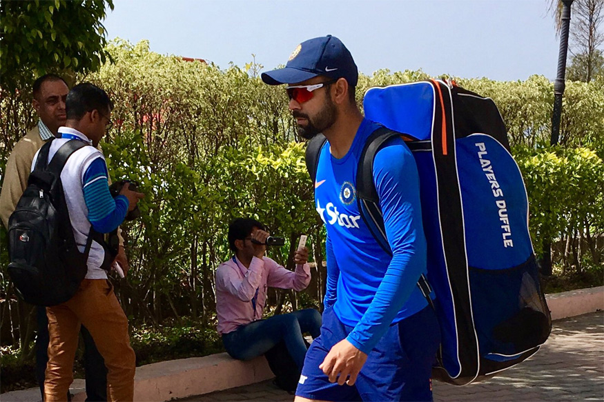 Kohli Skips Nets Again, Says Will Play Only if 100% Fit