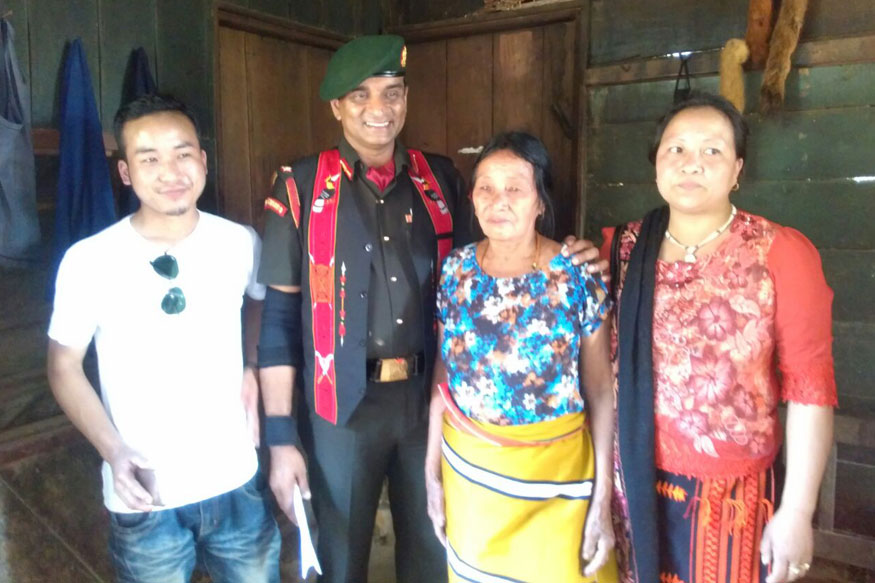 'Light' Retirement for Soldier Who Defied Death to Become 'God of Longdipabram'
