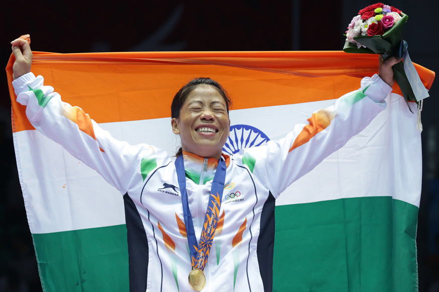 Mary Kom Eyes  eback At Asian Ch ionship 1364747 on examples of boxing