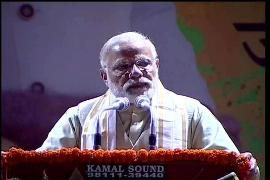 PM Narendra Modi speaks for Pasmanda muslims at BJP conclave