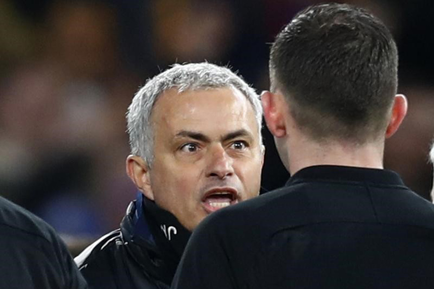 Jose Mourinho Involved in Brawl in City Change Room: Reports