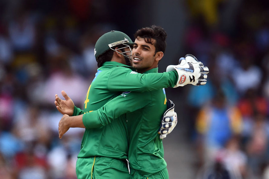 Shadab Khan Bowls Most Economical 4-Over Spell On T20I Debut
