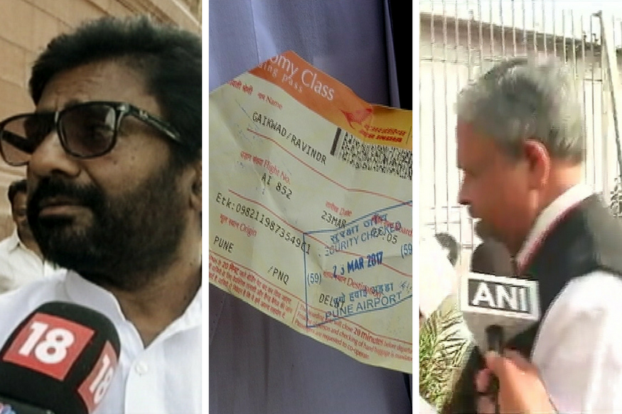 Let There Be a Murder Case, Ranted Sena MP While Assaulting AI Staffer
