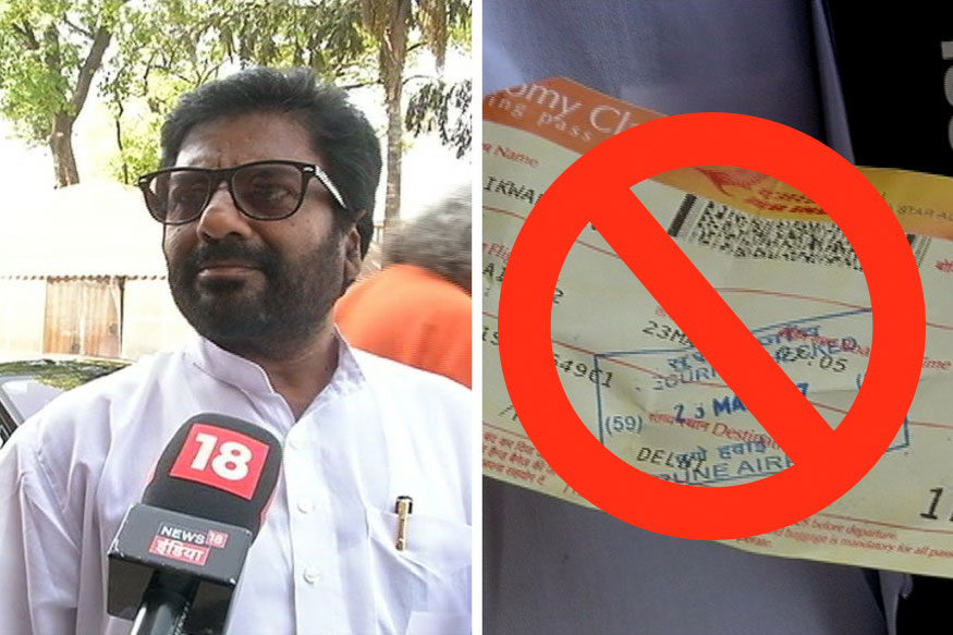 Airliners Ground Shiv Sena MP Gaikwad, Seek Strict Action Against Him