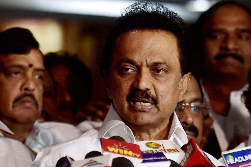 DMK Attacks Centre, Tamil Nadu Govt on NEET Issue
