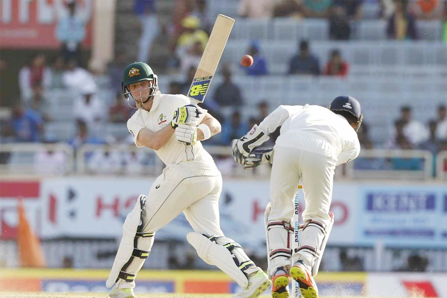 3rd Test, Day 3 in Ranchi