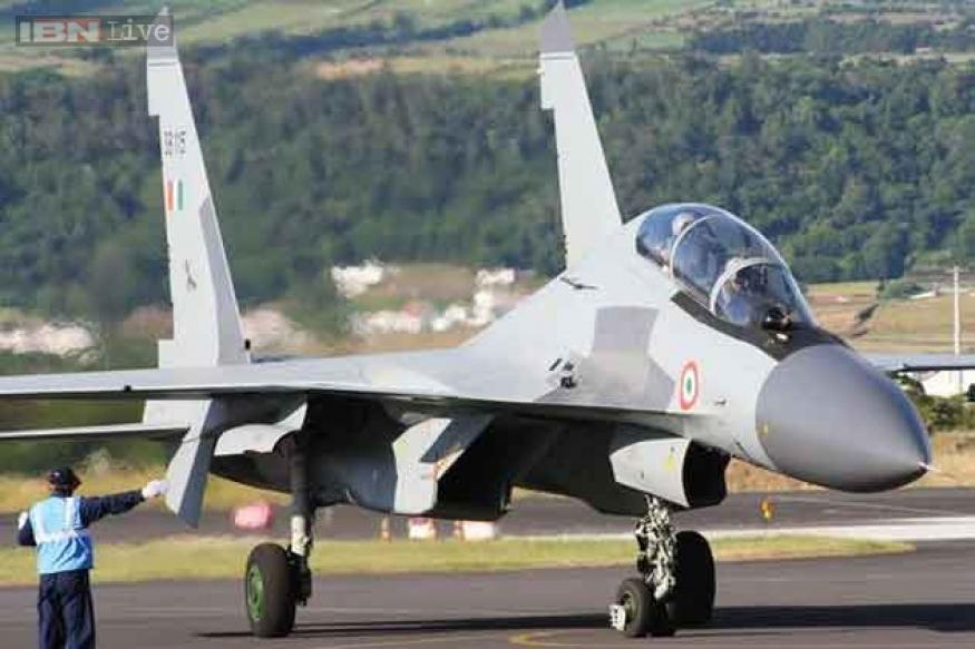 IAF's Sukhoi-30 Fighter Jet Goes Missing Near Tezpur in Assam