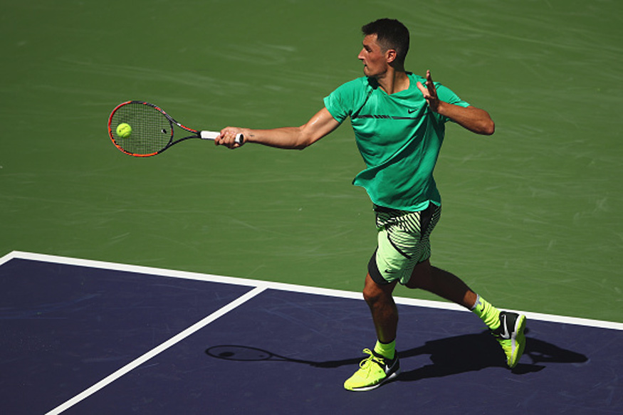 No Bernard Tomic for Australia's Davis Cup Tie With the United States