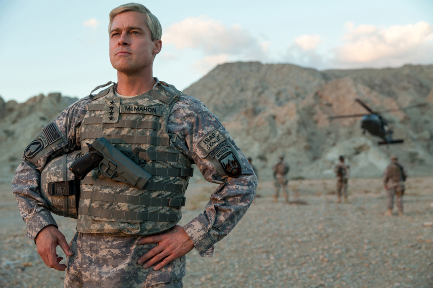 War Machine Review: Brad Pitt Is Disappointing In This Satire Gone Wrong