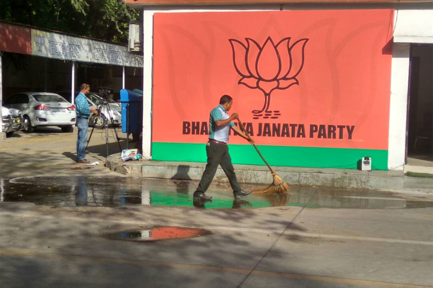 Delhi MCD Election Results 2017: BJP Ahead in East; Cong, AAP Fight For 2nd Spot