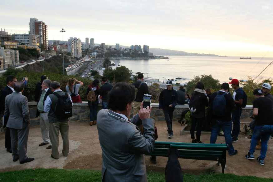chile earthquake Santiago, chile – lessons learned from a devastating earthquake five years  ago when authorities were accused of failing the population.