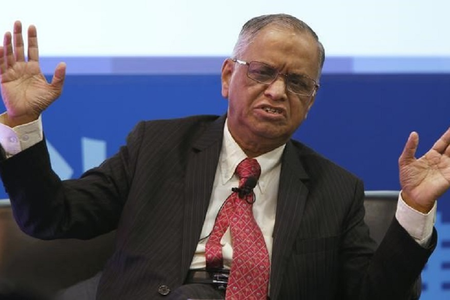 Murthy Returns Infy Fire After Sikka's Exit, Says Will Respond in 'Right Manner'
