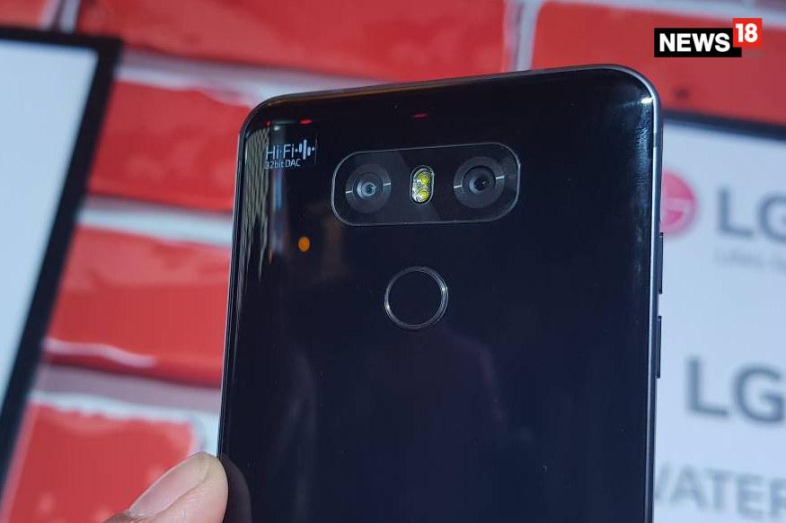 LG G6 india launch