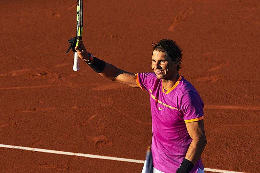 French Open: Back to his Best, Nadal eyes 'La Decima'