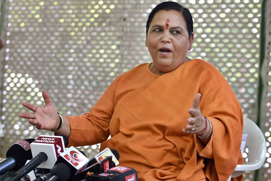 Babri Masjid Demolition Case Live: Don't Consider Myself a Criminal, Says Uma