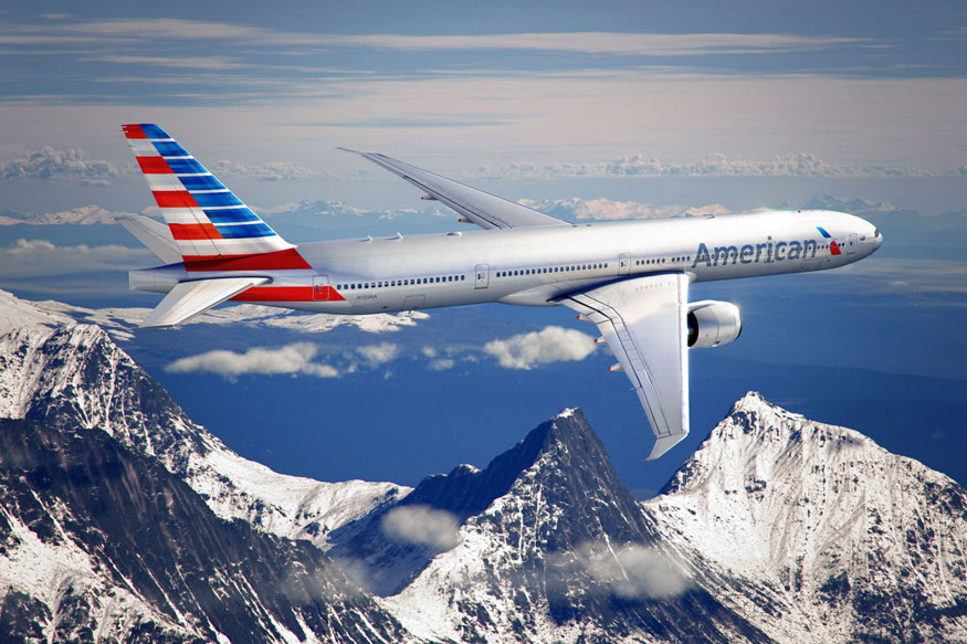 Man Jumps Off American Airlines Jet Onto Tarmac After Trying to Bite Flight Attendant