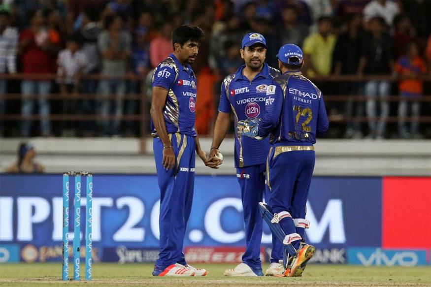 IPL 2017: GL vs MI - Star of the Match - Jasprit Bumrah