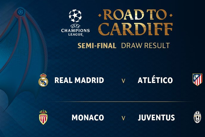 Uefa Champions League Semi Final Draw Date 2018 Les Baux De Provence