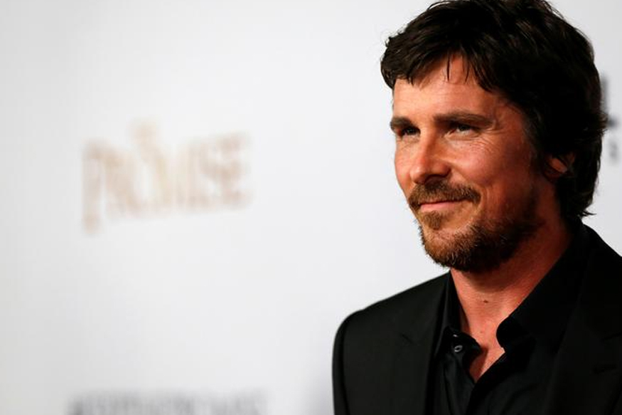 Christian Bale Stars As a Reporter in The Promise - News18 Christian Bale