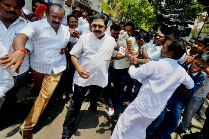 Dinakaran Axes 4 Ministers From Party Posts, Congress Demands Floor Test