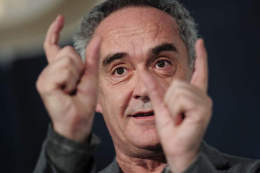Ferran Adria And Jose Andres to Make Appearances at Vinexpo ... - News18