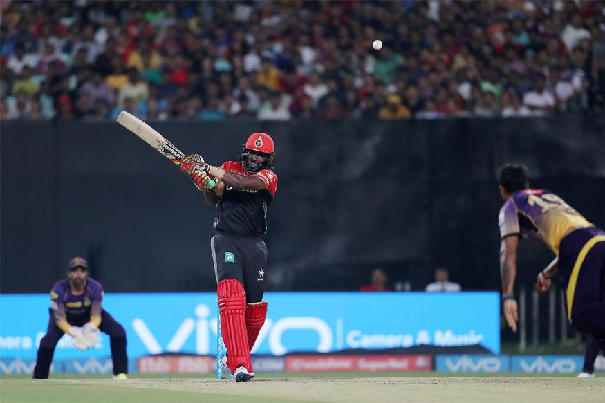 IPL 2017: KKR vs RCB: Turning Point - Chris Gayle Dismissal