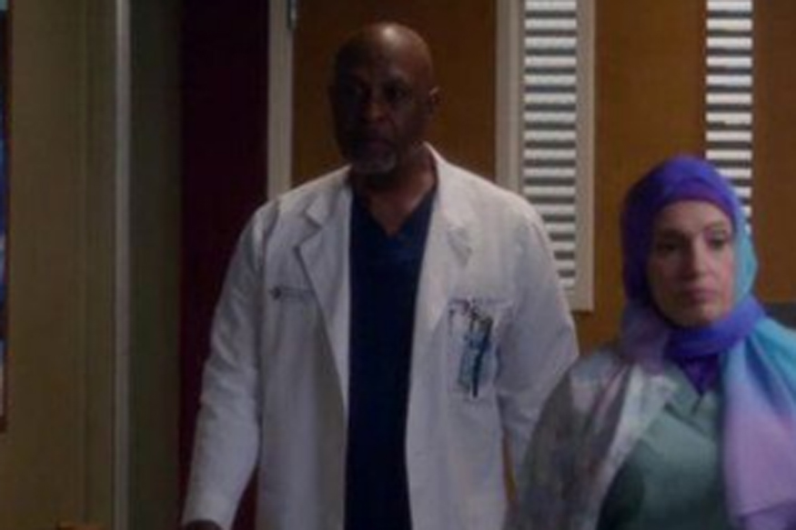 Grey's Anatomy Goes Political, Two Actors Sporting Hijab Feature in the Latest Episode