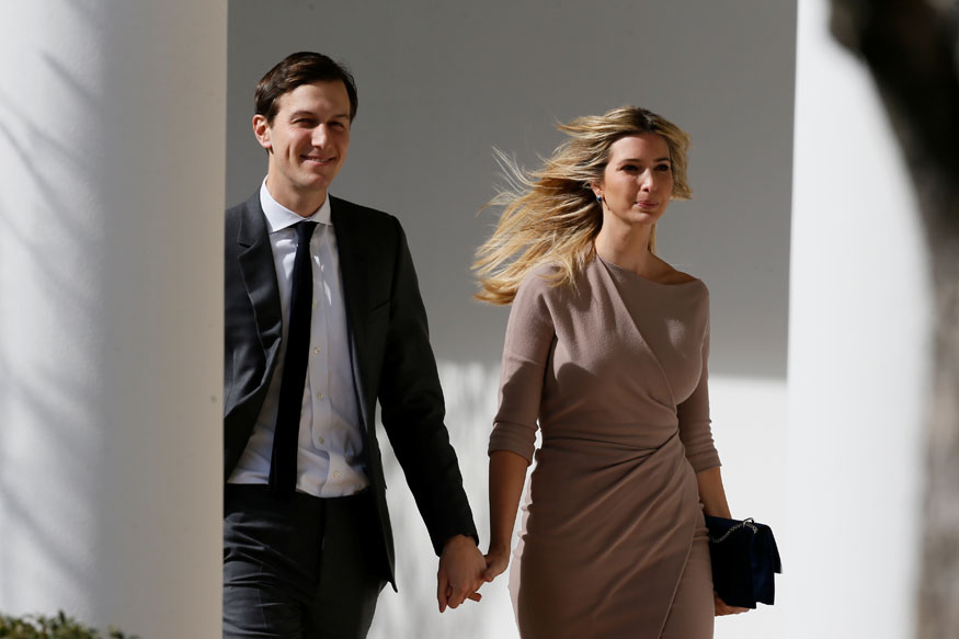 Ivanka Trump, Husband Continue to Benefit from Business ...