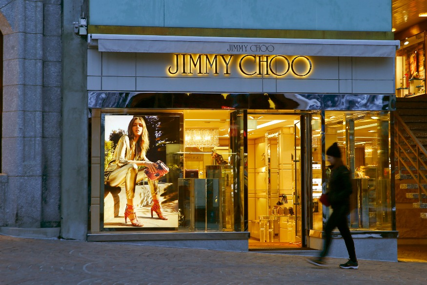 Luxury Fashion Brand Jimmy Choo Has Put Itself Up For Sale