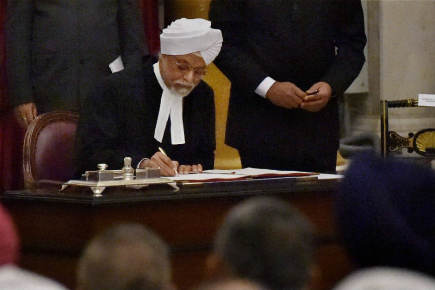 When History Was Made in CJI's Packed Courtroom No.1 of Supreme Court