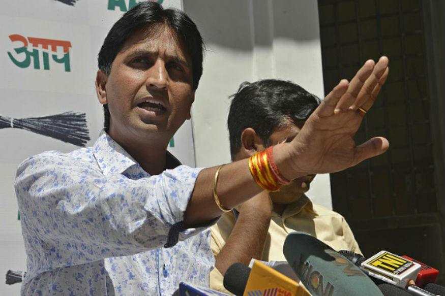 AAP's MLA Says Vishwas Trying to 'Usurp' Party, Kejriwal Defends 'Younger Brother'