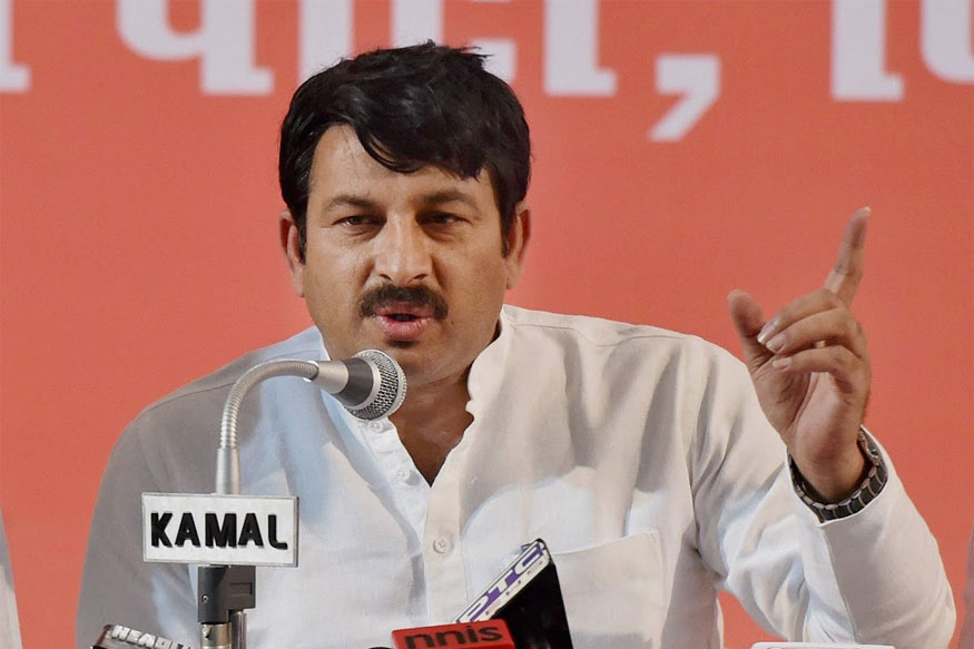 2 Held for Attacking BJP Leader Manoj Tiwari's Staff at His Delhi Home