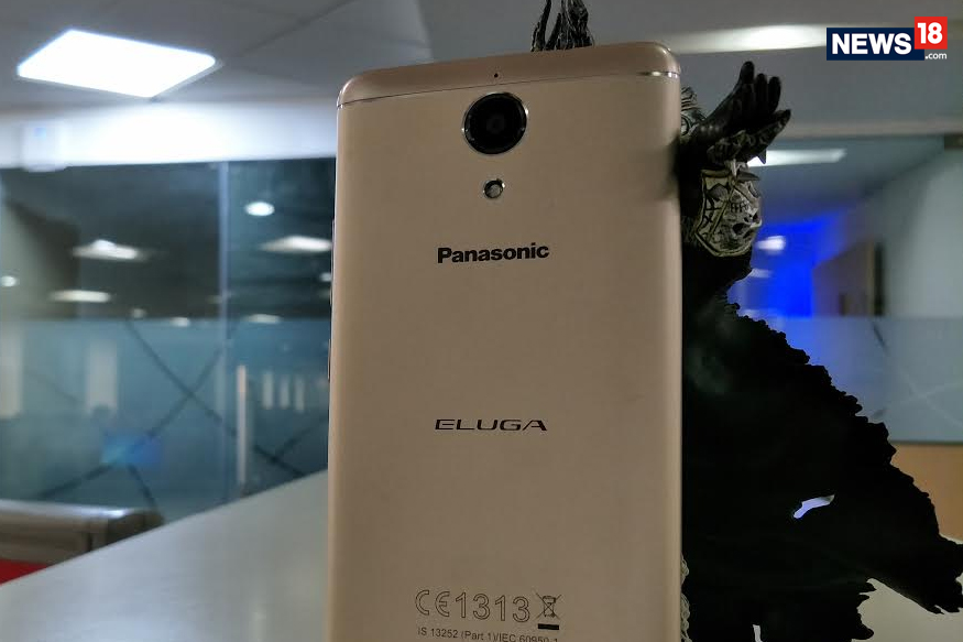 Panasonic Eluga Ray Max Review: The Best of Panasonic Under Rs 12,000?