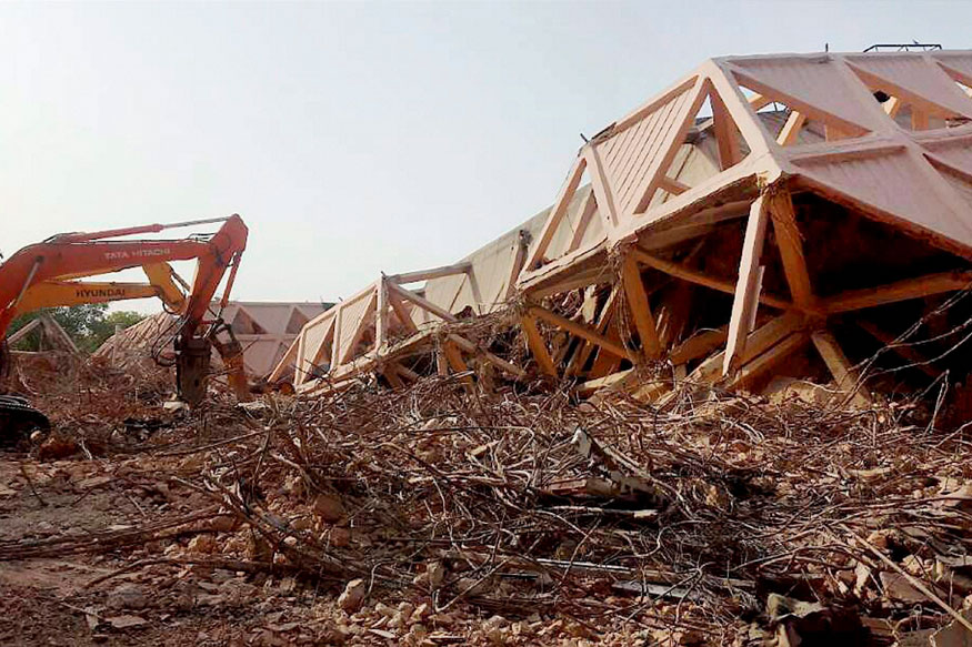 Delhi's Iconic Hall of Nations, Hall of Industries at Pragati Maidan Demolished