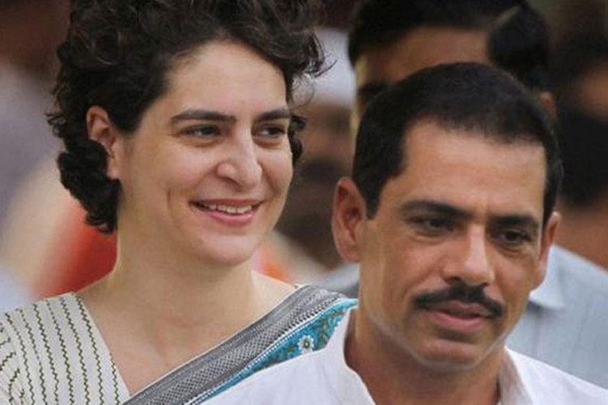 Money For Faridabad Land Didn't Come from Husband Robert: Priyanka Gandhi