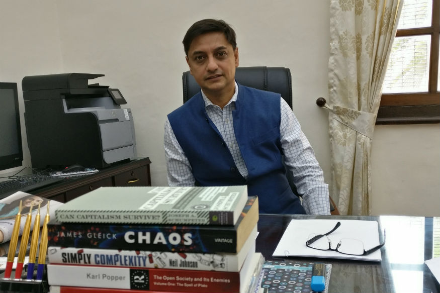 Policy Should be Broad and Flexible Like English and Hinduism: Sanjeev Sanyal