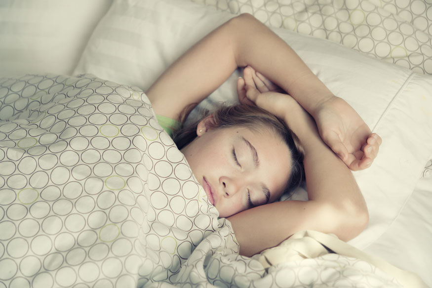 Simple Steps To Getting A Good Night's Sleep