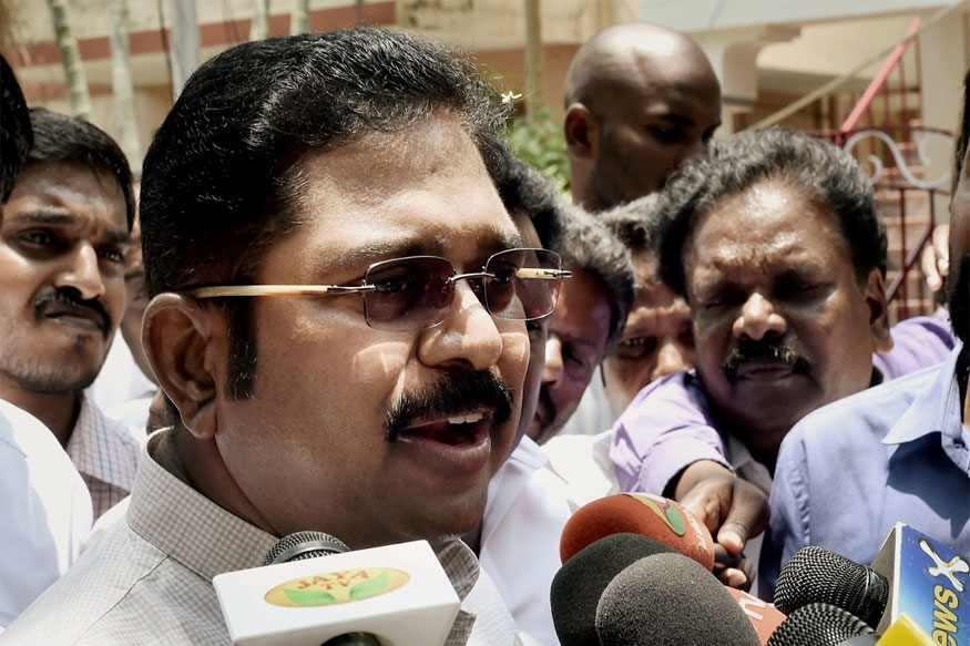AIADMK Cash-for-Votes Row: Dinakaran, With His Aide Mallikarjuna, Arrested