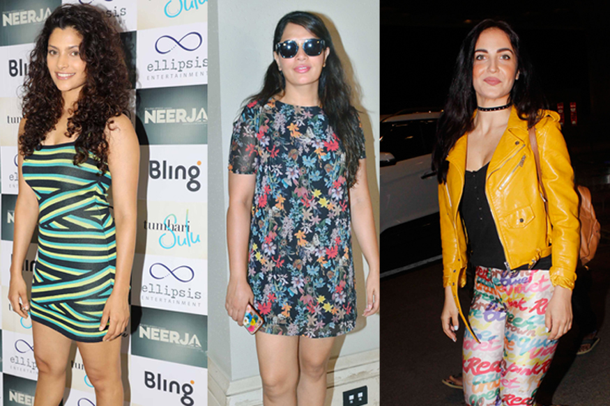 Meet The Worst Dressed Celebrities of This Week